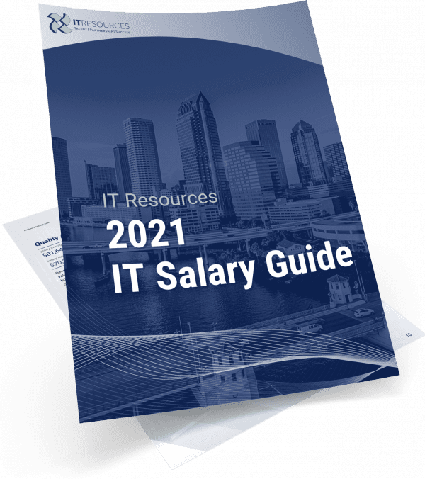 2021 it salary guide tampa