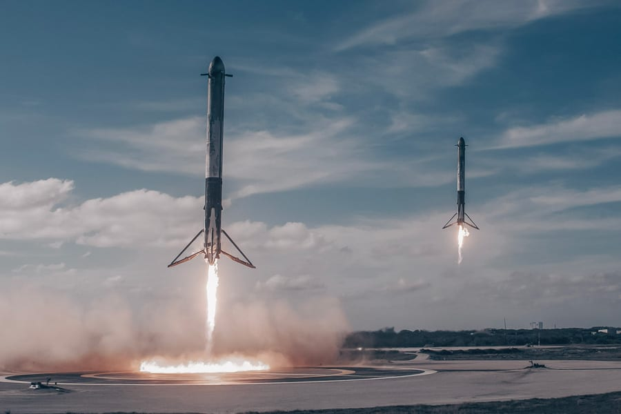 rockets taking off blog feature