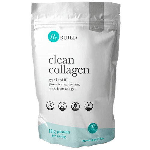 clean collagen for healthy spines