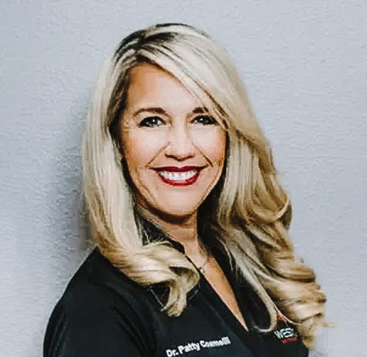 best chiropractor dr. patty cosmelli of west chase chiropractic